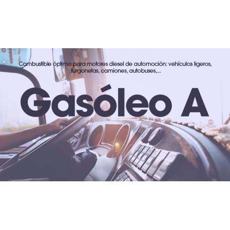 Gasóleo A (Automoción)