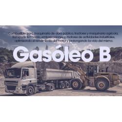 Gasóleo B (Agrícola y Maquinaria)